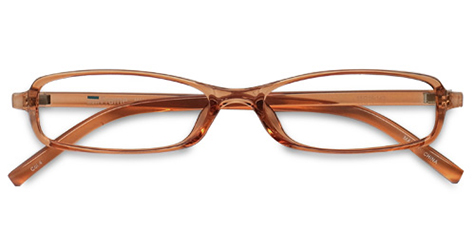 AirSelection Square Frame 0001 Light Brown