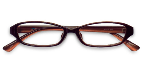 AirSelection Square Frame 0003 Brown
