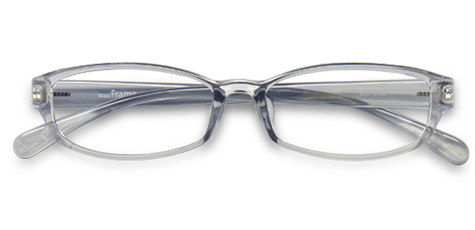 AirSelection Square Frame 0005 Crystal Grey