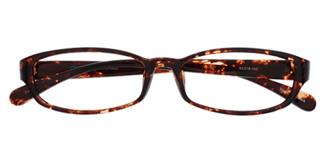 AirSelection Square Frame 0005 Brown Demi