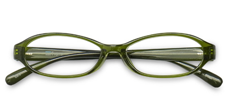 AirSelection Oval Frame 0006 Green