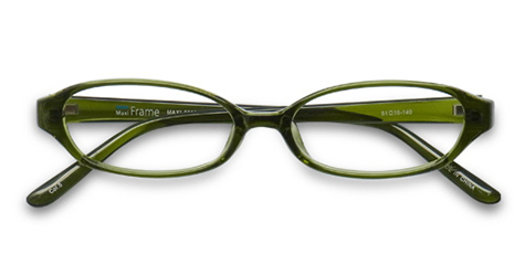 AirSelection Oval Frame 0007 Green