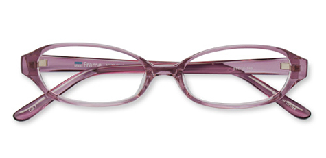 AirSelection Oval Frame 0007 Light Purple