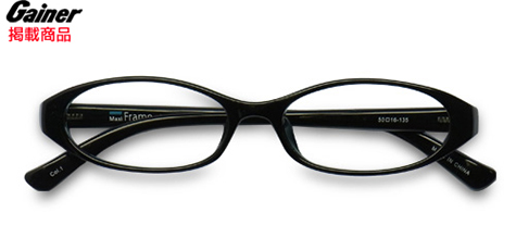 AirSelection Oval Frame 0008 Black