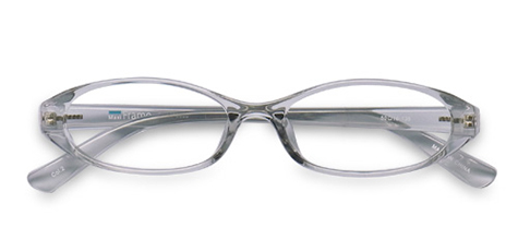 AirSelection Oval Frame 0008 Crystal Grey