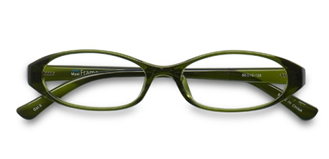 AirSelection Oval Frame 0008 Green