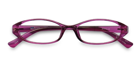 AirSelection Oval Frame 0008 Purple