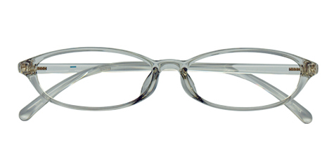 AirSelection Oval Frame 0015 Crystal Grey