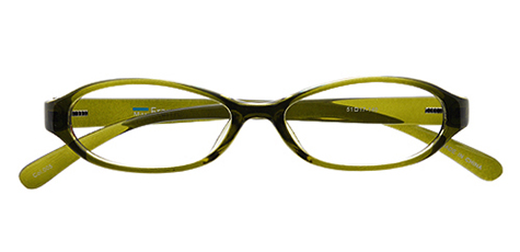 LightSelection Oval Frame 0025 Green