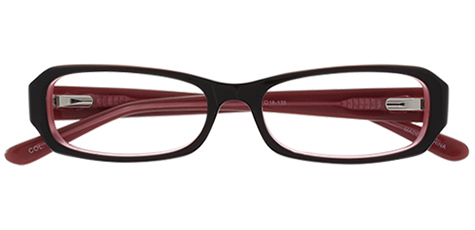 CellSelection Square Frame 7003 Brown Pink