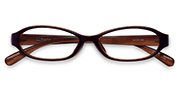 AirSelection Oval Frame 0006 Brown/