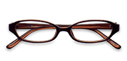 AirSelection Oval Frame 0007 Brown/