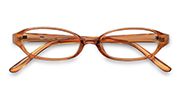 AirSelection Oval Frame 0007 Light Brown/