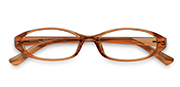 AirSelection Oval Frame 0008 Light Brown