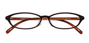 AirSelection Oval Frame 0015 Brown/