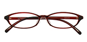 AirSelection Oval Frame 0015 Wine Red/