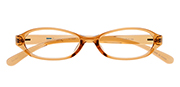 LightSelection Oval Frame 0025 Light Brown