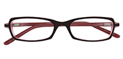 CellSelection Square Frame 7001 Brown Pink